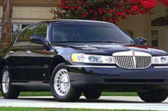 Private Arrival Transfer: Dallas-Fort Worth International Airport to...