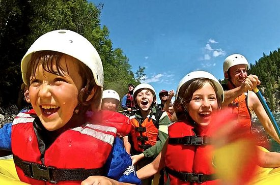 Catch-A-Wave-Rafting-Tour auf dem ...