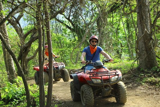 ATV Outdoor Adventure Tour a Puerto