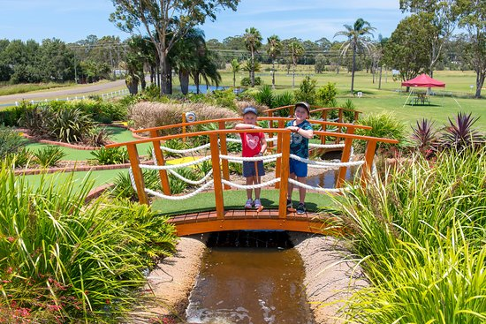 Port Macquarie Driving Range and Mini Golf