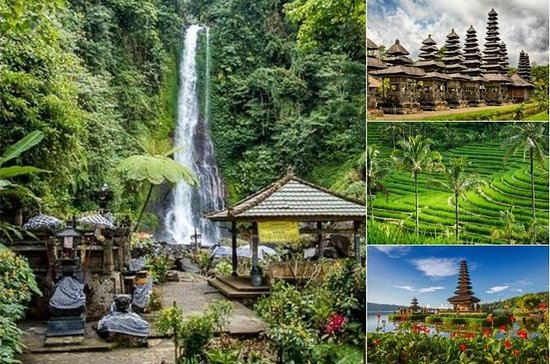 Full-Day Private Tour: Bali Natural...
