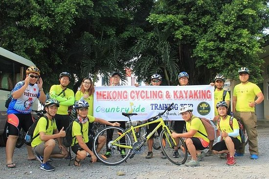 Experience Mekong by Bike and Kayak