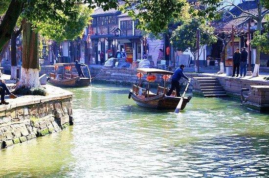 Private Zhujiajiao Water Town Boating...