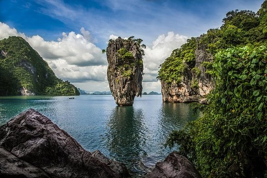 James Bond Island og Hong Island...