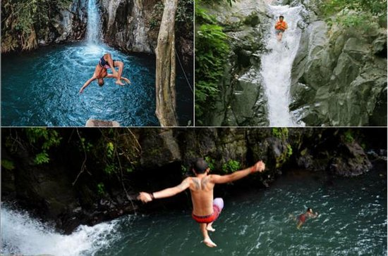 Full-Day Private Tour: The Waterfalls...