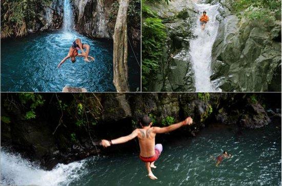 終日プライベートツアー:北バリの滝の冒険