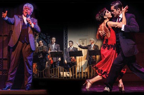 Tango Porteño Dîner et Tango Show