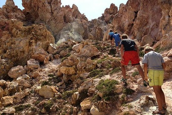 Tour Geologico di Milo