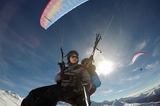 Klosters Paragliding For 2...