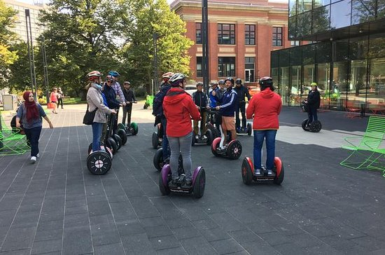 Halifax Segway City Spin