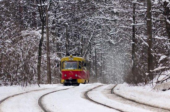 Tram Tour à Ekaterinbourg