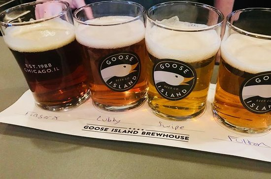Chicago Comedy and Craft Beer Walking Tour