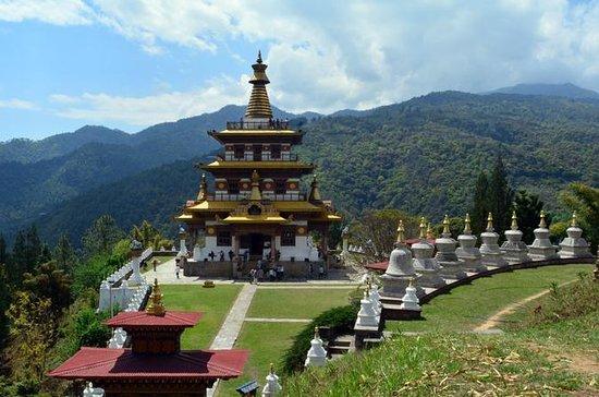 7 días de Thimphu Tshechu Festival y...