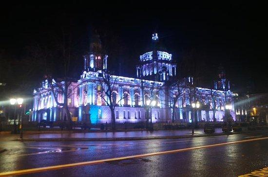 Eklektisk Belfast by Night Walk