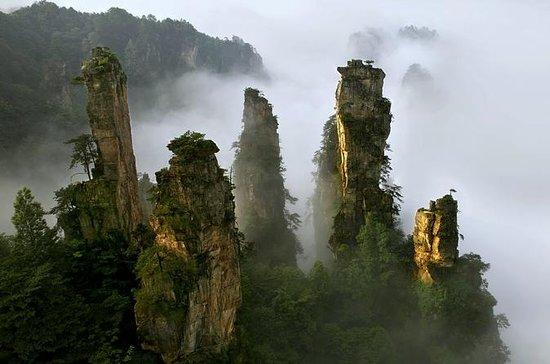 Zhangjiajie 5 Days Hiking Tour