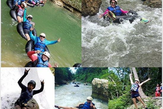 Experiência de tubulação de rio! Além...