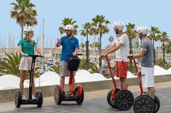 Barcelona Segway Tour de Segway
