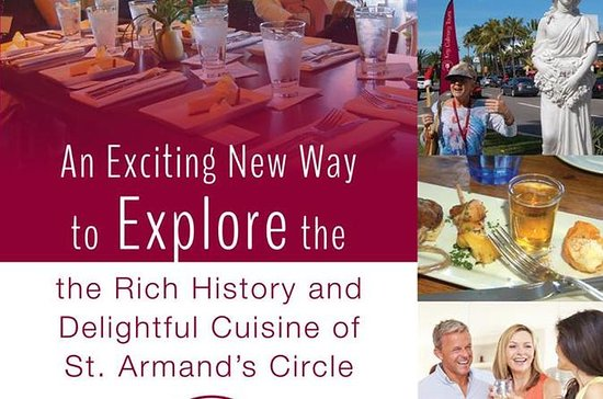 St Armands Circle Stroll and Taste...