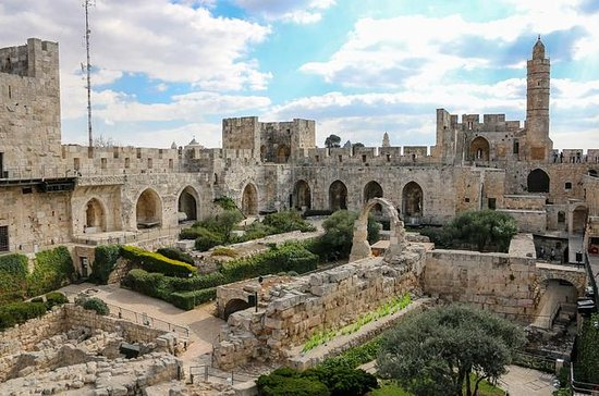 Eintrittskarte: Tower of David Museum
