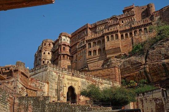Destaques do Jodhpur (passeio guiado...