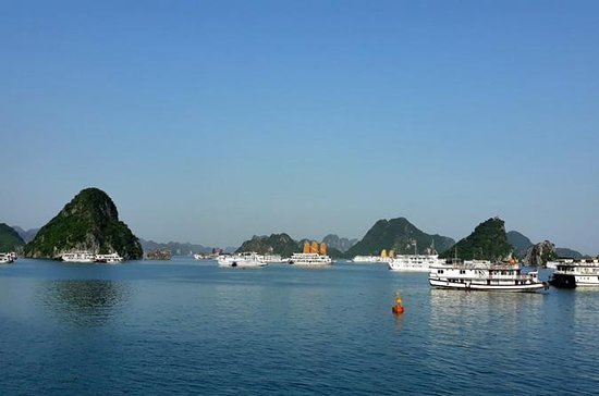 Halong Bay Cruise Day Trip from Hanoi