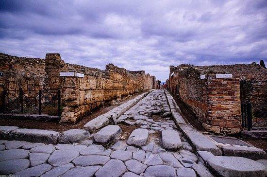 Pompeii og Sorrento fra Roma Day...