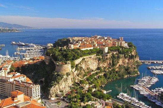 Franske Riviera med Nice, Eze og...