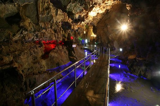 Hida Great Limestone Cave Admission...