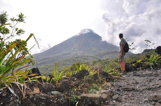 Hele dagen Arenal vulkan, La Fortuna...