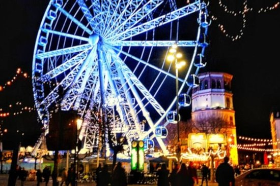 Jul City Tour Dusseldorf