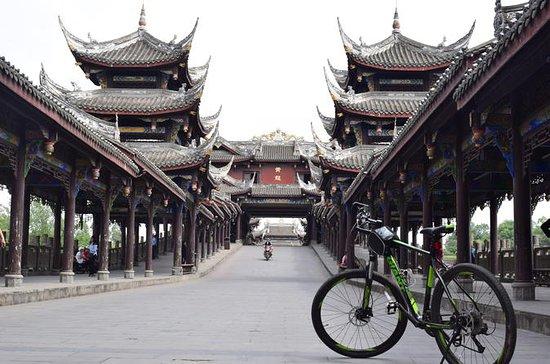 Chengdu Suburb Cycling - Xinlong...