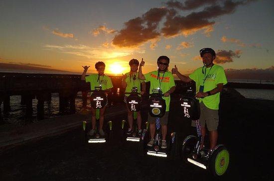 Kaanapali Shore Sunset Segway Tour