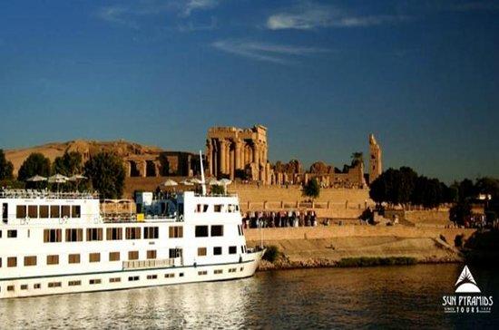 6 giorni di crociera sul Nilo