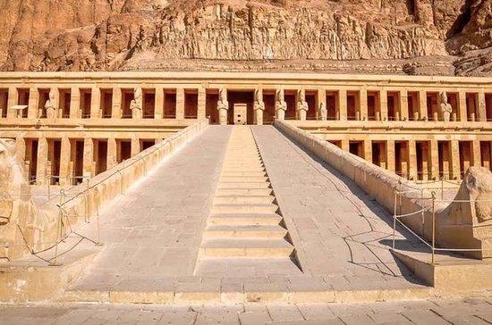 El Cairo y la aventura de Luxor