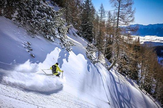 Ski touring em Alpes Julianos