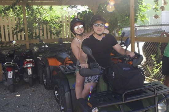 ATV Leje Gratis Ride eller Tour
