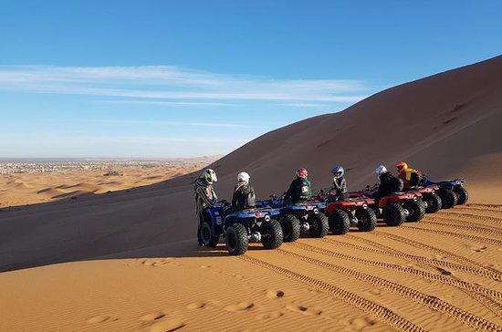 Sahara Amazing Quad Biking...