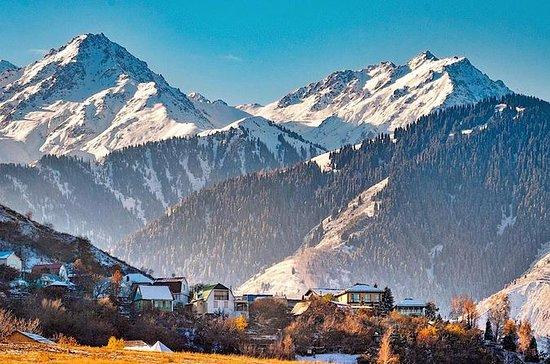 Almaty - Winter Fairy Tale