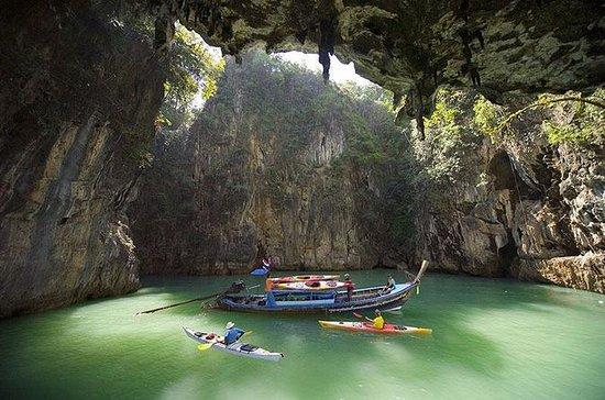 Phuket James Bond Island Hele dagen...