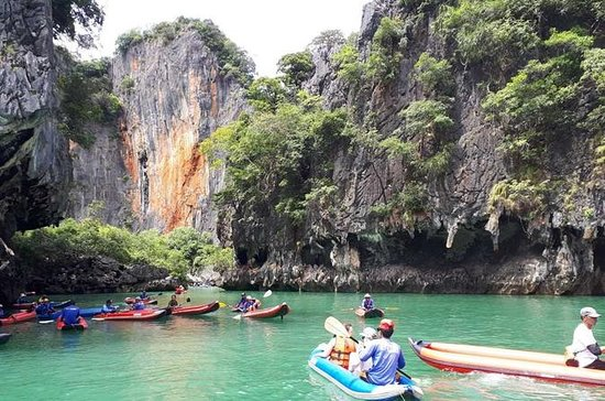 Phuket James Bond Island Volledige ...