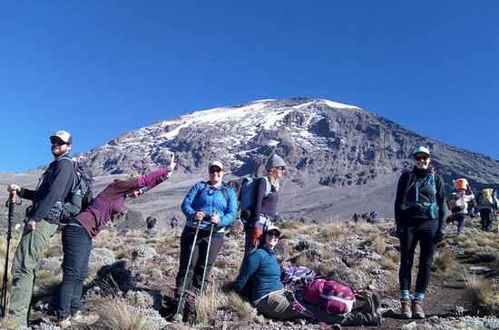 7 Days Kilimanjaro Trekking via...