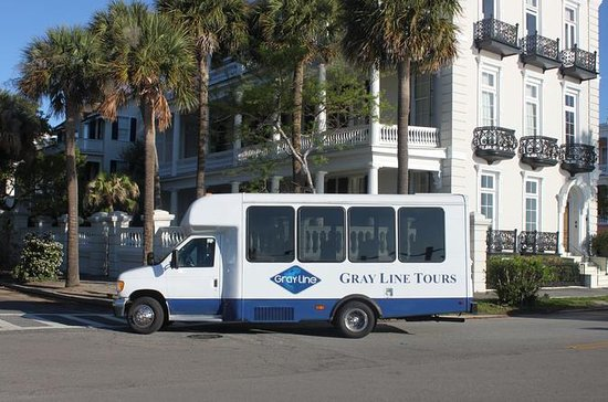 Charleston City Bus Tour med...