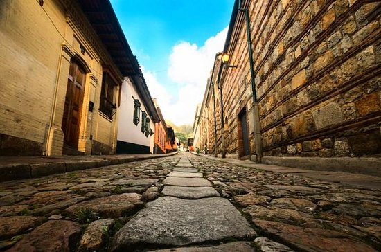 Private Walking City Tour in Bogota