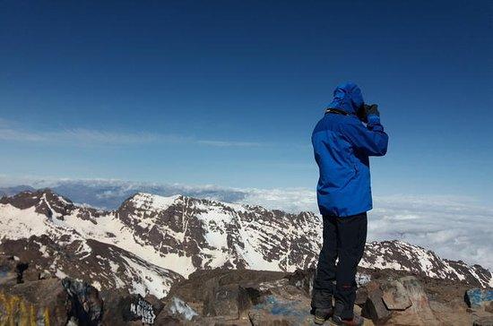 Trekking à Jebel Toubkal au Maroc 8...