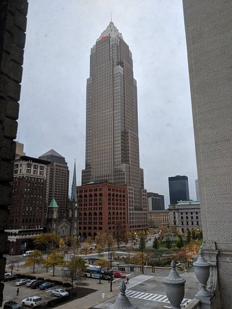 Window View - Renaissance Cleveland Hotel Photo