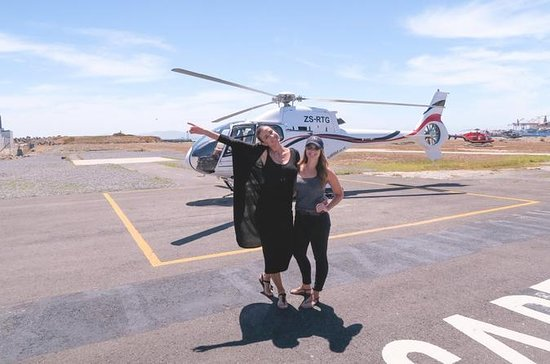 Tour en hélicoptère à Cape Town