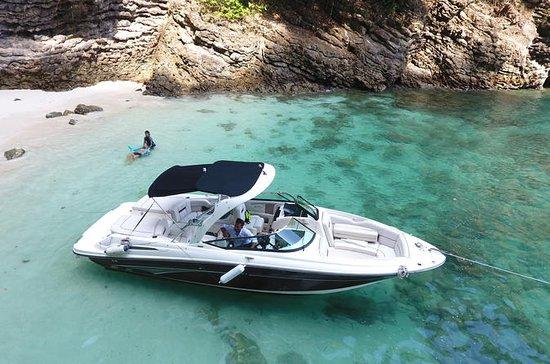 Alquiler de barcos Krabi