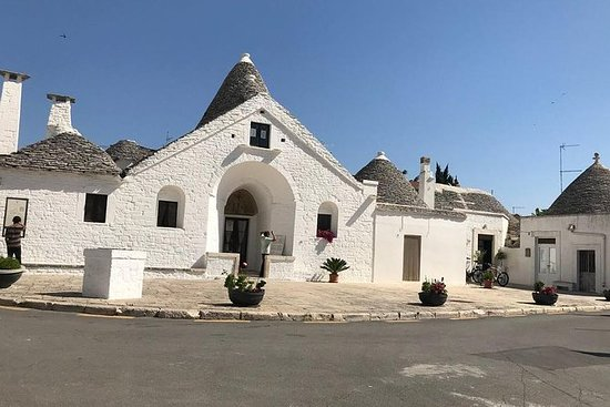 Billet d'admission Trullo Sovrano