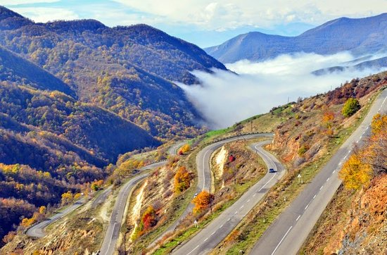 Vayots Dzor Province, Armenia: Vayots Dzor and it's amazing Roads