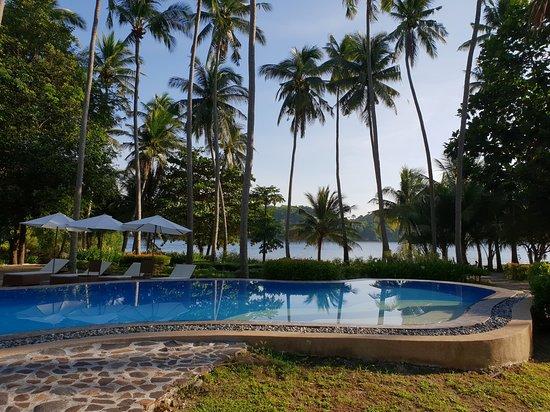 Pool - Fridays Puerto Galera Photo
